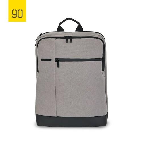 Foto Produk Tas ransel kantor original Xiaomi 90fun classic business backpack - Abu-abu Muda dari tokoJBC