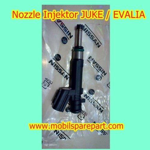 Foto Produk nosel nozzle injektor Nissan Juke Evalia asli dari www.mobilsparepartcom