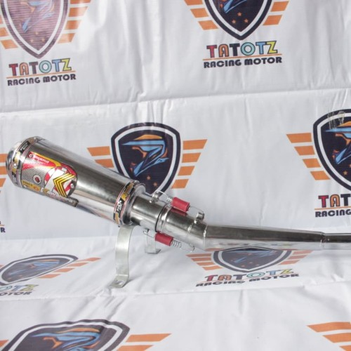 Foto Produk Knalpot Racing Kawahara Yamaha Jupiter Z All Series dari Tatotz Racing Motor