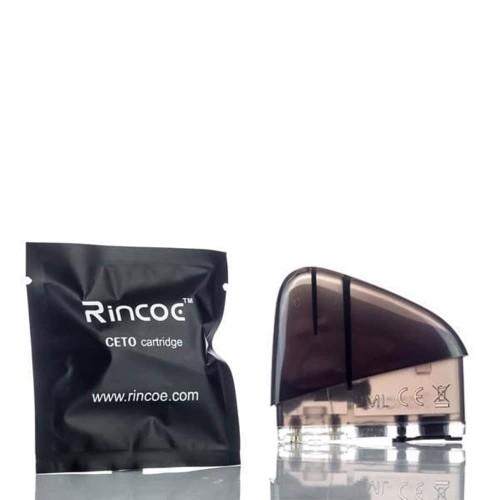 Foto Produk Rincoe Cartridge CETO POD Replacement Coil Authentic. dari SkyStore_