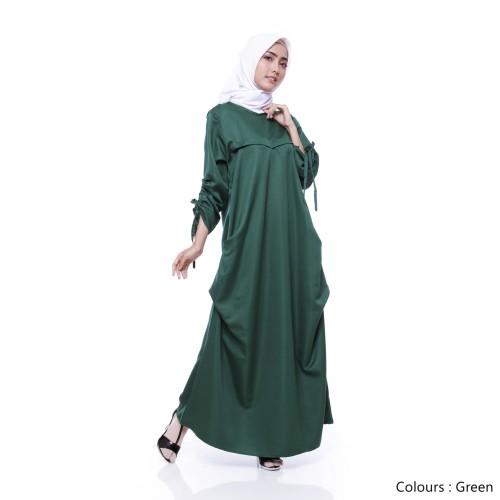 Foto Produk Vina Dress - Birel dari Tazkia Hijab Store