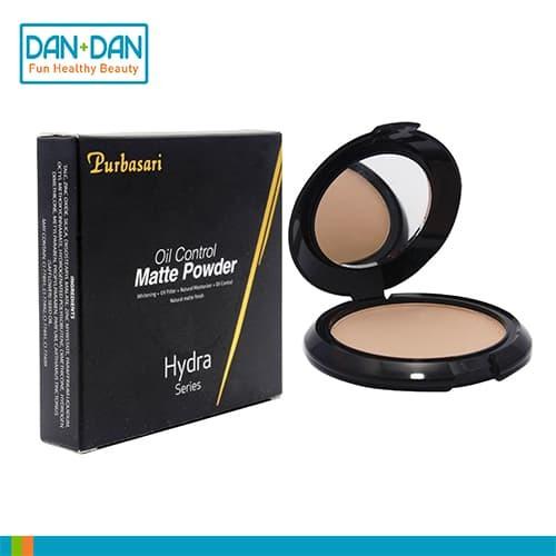Foto Produk Purbasari Matte Powder Oil Control Natural 12g (408057) dari Dan+Dan Official Store
