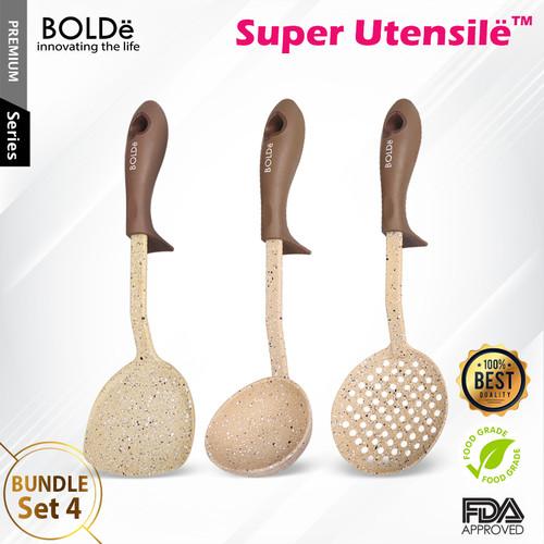 Foto Produk Bundle Set 4 - BOLDe Super Utensil get 3 Pcs dari BOLDe Official Store