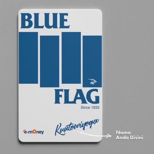Foto Produk Simamaung Card - Desain Blue Flag (E-Money/Flazz Persib) dari SIMASTORE