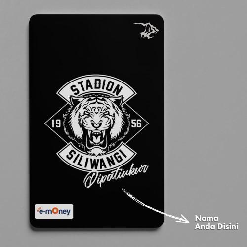 Foto Produk Simamaung Card - Desain Stadion Siliwangi (E-Money/Flazz Persib) dari SIMASTORE
