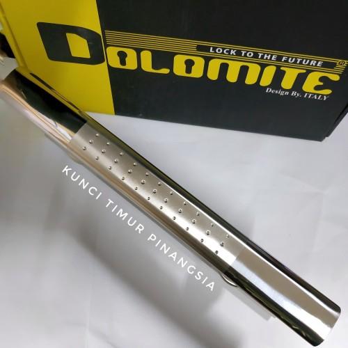 Foto Produk pull handle/handle pintu utama/pegangan pintu utama dari Dolomite Kunci Timur Pinangsia