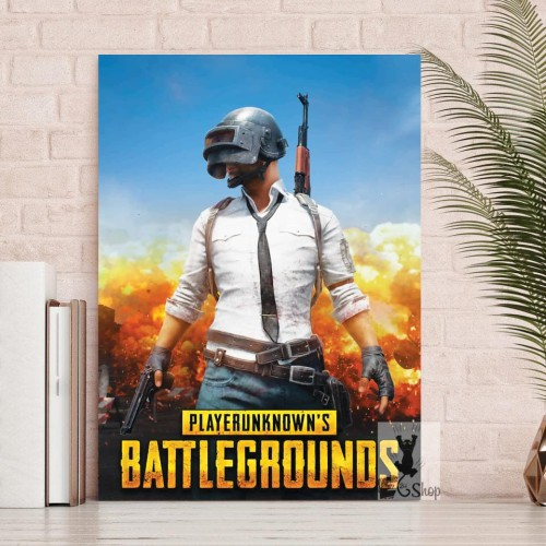 Jual Poster Game Pubg Playerunknown S Battlegrounds A3 Plus Kab Sidoarjo Eg 2nd Shop Tokopedia