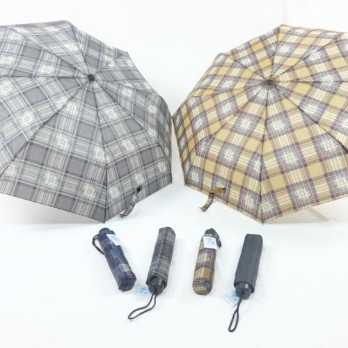 Foto Produk Payung Lipat 3 SKY Kotak Kotak Fancy Fashion-LK10 dari JCbrella