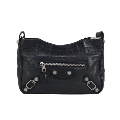 Foto Produk Balenciaga Hip Bag in Black SHW I7346 dari SECOND CHANCE