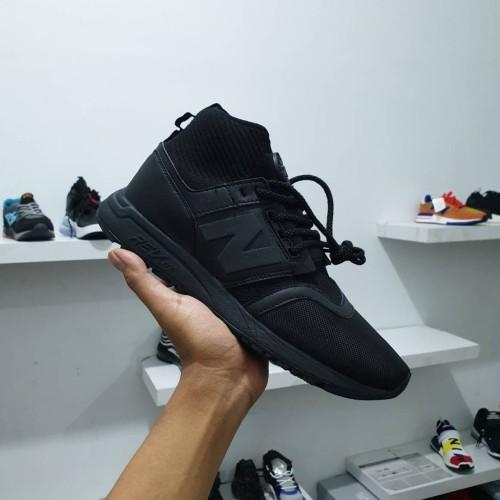 New Balance 247 Mid Full Black