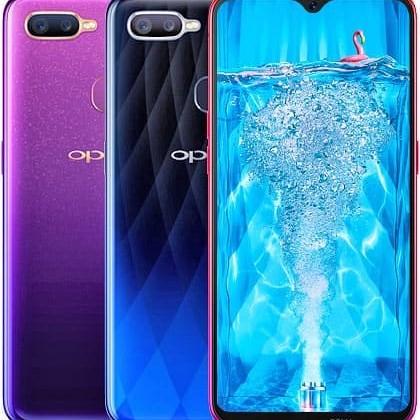 "Foto Produk ""Oppo F9 Ram 4Gb Internal 64Gb Garansi Resmi Oppo - Biru"" dari candra plus"