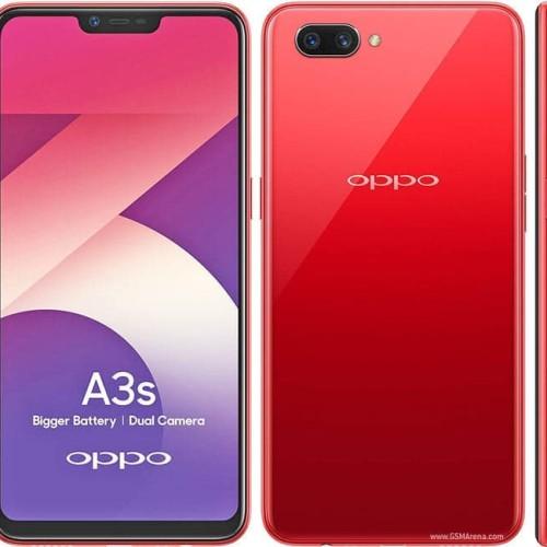 "Foto Produk ""Oppo A3s Ram 2Gb Internal 16Gb Garansi Resmi Oppo 1 Tahun - Merah"" dari candra plus"