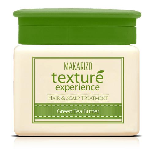 Foto Produk Makarizo Professional Texture Experience Cream Green Tea Butter500gr dari Siregar HairCare