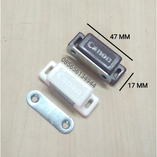 Foto Produk Magnet Pintu Lemari Small - Putih dari Toko Income