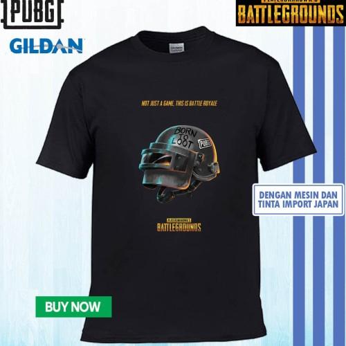 Foto Produk Baju Kaos Tshirt Game PUBG 24 Gildan Nsa Impor dari uno merch