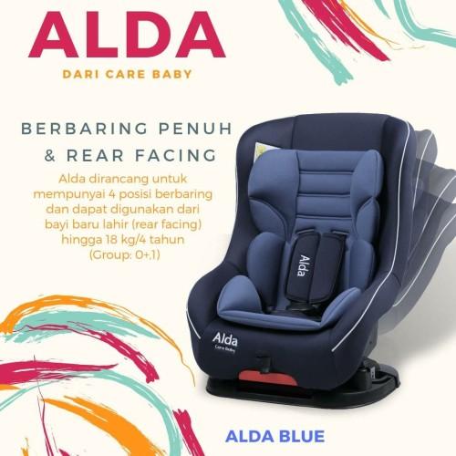 Foto Produk Carseat Care ALDA Kursi mobil anak - Biru dari Boss Baby Store