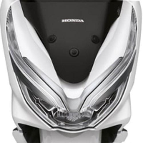 Foto Produk Garnish Headlight (Hiasan Lampu Depan) Honda PCX 150 K97 3310AK97G00 dari Honda Cengkareng