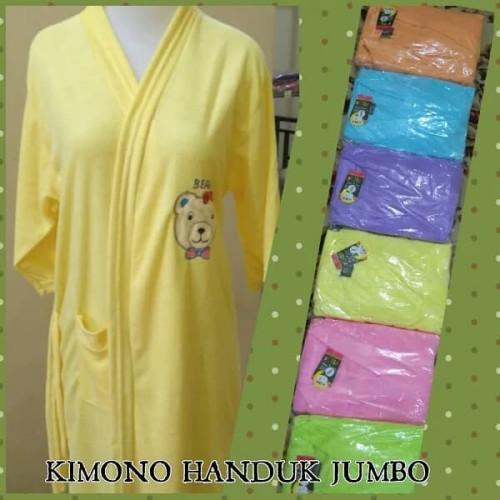 Foto Produk KIMONO HANDUK BAJU MANDI HANDUK KIMONO DEWASA JUMBO PROMO GROSIR MURAH dari KnC Store