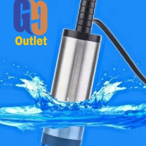 Foto Produk Pompa Air / Pompa Celup Mini / Pompa Portable 12v dari GG outlet