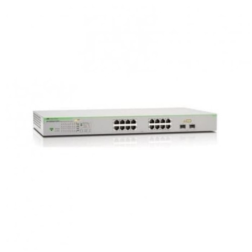 Foto Produk ALLIED TELESIS AT-GS950/16PS WebSmart switch PoE+ 16port + 2 SFP Combo dari AdisatyaCom
