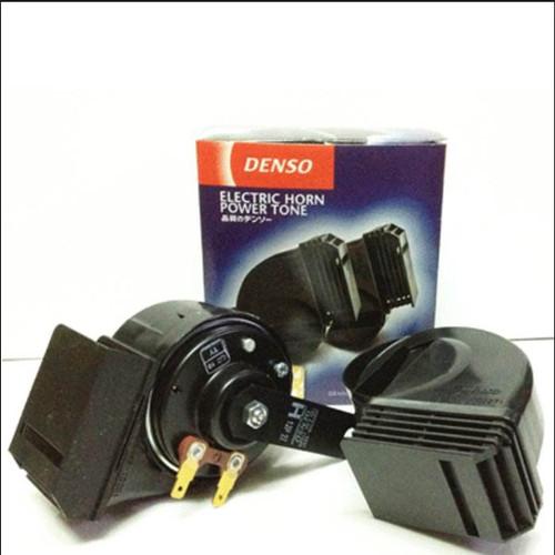 "Foto Produk Klakson Denso Keong Waterproof tanpa kabel klakson only "" 61107 "" dari Jasutra motor"