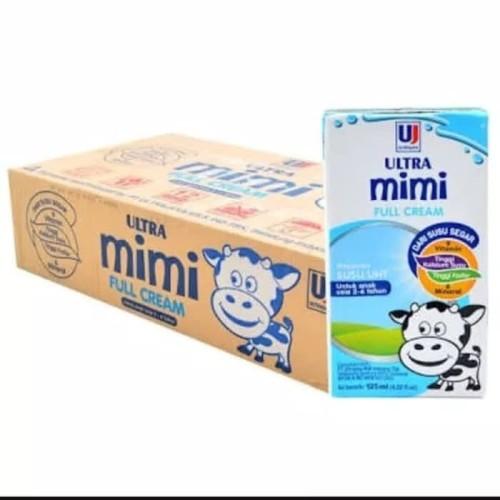 Foto Produk ultra mimi full cream per dus dari Quenby