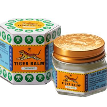 Foto Produk Balsem Tiger Balm - White Ointment dari Permata Jaya Jkt