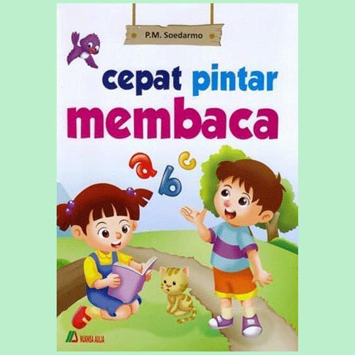 Foto Produk BUKU ANAK - CEPAT PINTAR MEMBACA dari Media Book Store