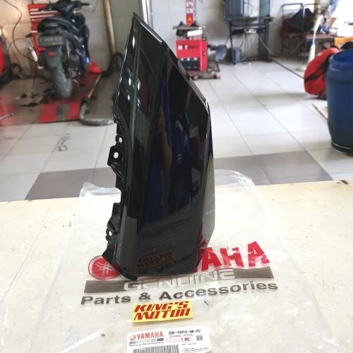Foto Produk COVER,PANEL,BODY DEPAN ATAS LAMPU SEN, SEIN NMAX HITAM ASLI YAMAHA dari King'S Motor