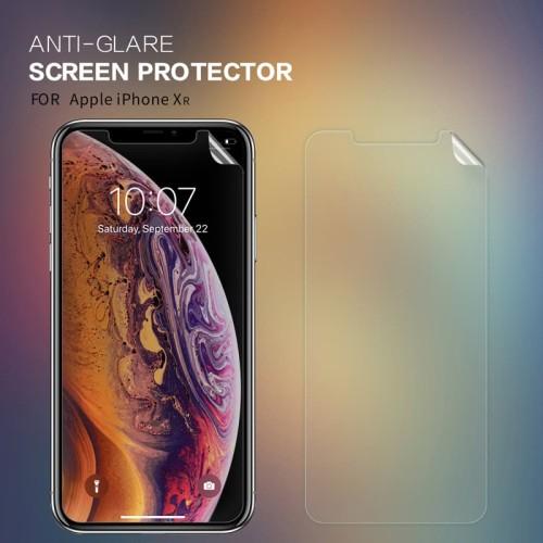 Foto Produk Nillkin Screen Protector iPhone XR - Matte (Anti Glare) dari Nillkin Official
