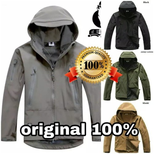Foto Produk jaket tactical orginal import high quilty dari mediumstoree