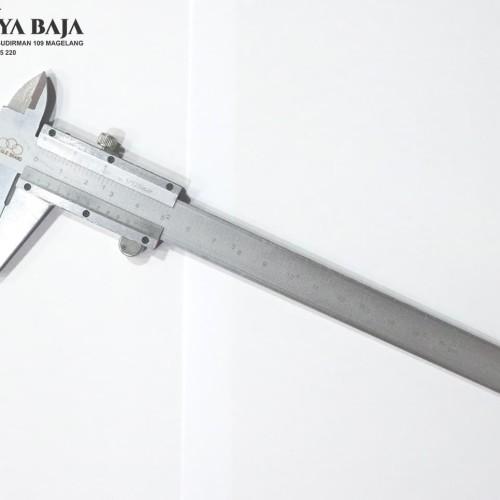 Foto Produk Vernier Caliper Sketmat Jangka Sorong Tricle Brand 150 Mm dari suryabaja