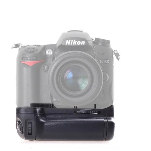 Foto Produk Travor Baterai Grip BG-2E untuk Kamera Nikon D7000 dari Mugi Mugi Laris
