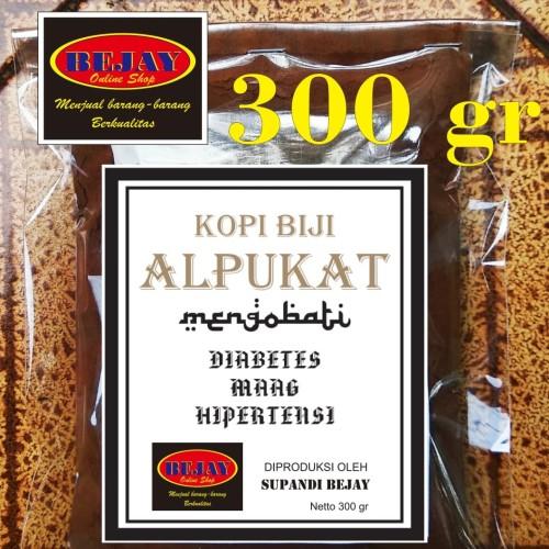 Foto Produk KOPI BIJI ALPUKAT 300 gr / untuk DIABETES HIPERTENSI MAAG KOLESTEROL dari BEJAY
