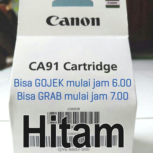Foto Produk PRINT HEAD CANON G1000 G2000 G3000 G4000 CA91 BLACK CARTRIDGE - Hitam dari Roy adriyansyah
