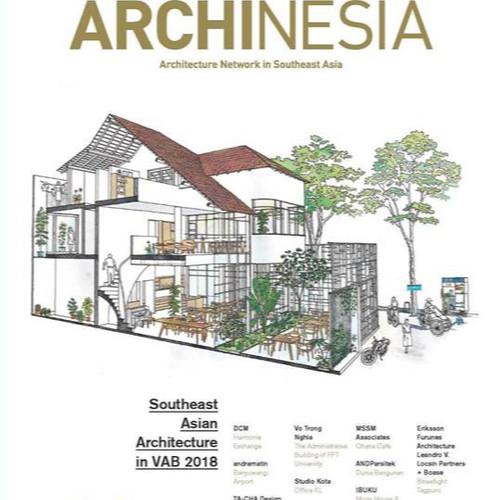 Foto Produk ARCHINESIA VOL. 14 dari IMAJIBooks Store