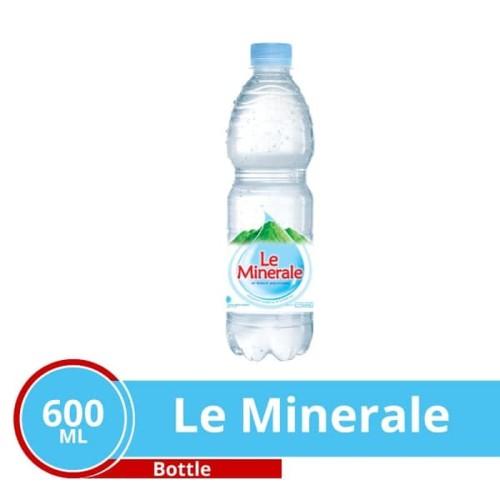 Foto Produk Le Minerale @ 600 mL Mayora dari Plaza Magelang