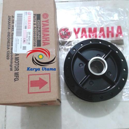 Foto Produk Tromol Belakang 23T Yamaha Vega R / Jupiter Lama / Crypton / Alfa dari Karya Utama shop