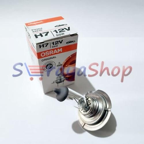 Foto Produk Lampu Halogen H7 12V 55W Osram dari Seraya Shop