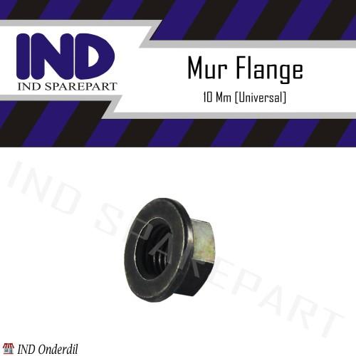 Foto Produk Mur Flange Nut M10-10Mm-10 Mm dari IND Onderdil