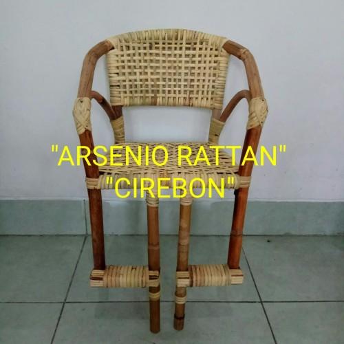 Foto Produk Kursi Rotan Boncengan Anak Untuk Sepeda dari arsenio16