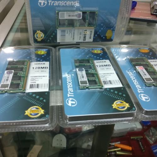 Foto Produk Transcend Memory 128MB SODIMM PC100 dari IndoWebstorecom