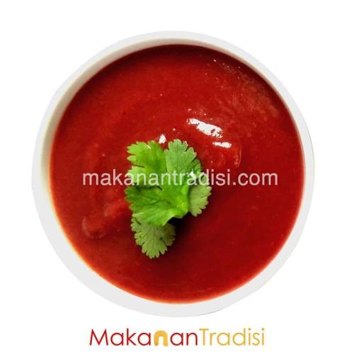Foto Produk Saus / Saos Tomat Cap Payung dari Makanan Tradisi Id