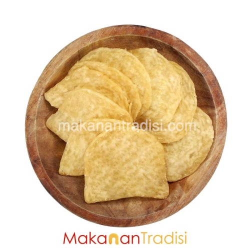 Foto Produk Kerupuk / Krupuk Udang Windu Kancing 5 Kg dari Makanan Tradisi Id