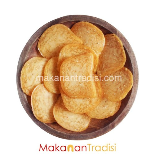 Foto Produk Kerupuk / Krupuk Udang Primarasa Kancing 5 Kg dari Makanan Tradisi Id