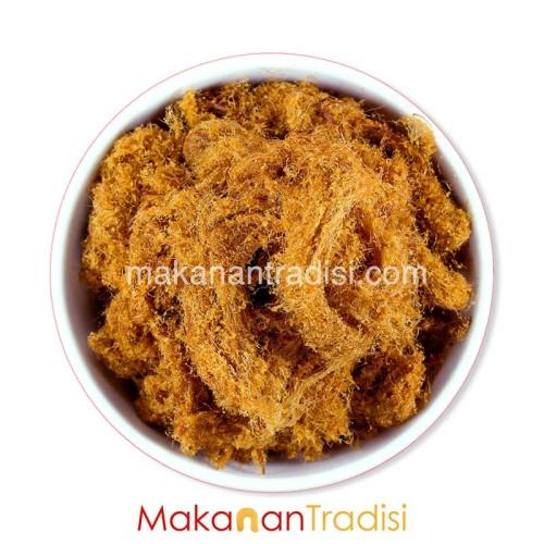 Foto Produk Abon Sapi Gimbal 3 Kg dari Makanan Tradisi Id