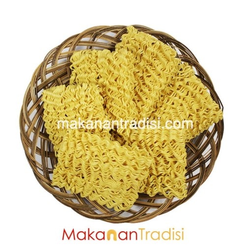 Foto Produk Mie Telor Ikan Koi 5 Kg / Mie Kering dari Makanan Tradisi Id
