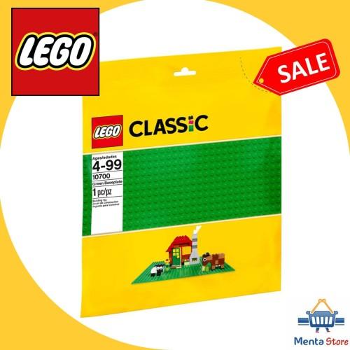 Foto Produk LEGO Classic # 10700 Basic 32 x Green Building Base Plate Base Plate dari Menta Store