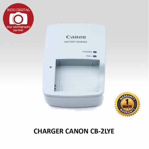 Foto Produk CHARGER CANON CB-2LYE FOR BATTERY NB-6L dari Indo Digital Nusantara