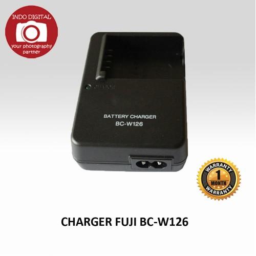 Foto Produk CHARGER FUJI BC-W126 FOR BATTERY NP-W126 dari Indo Digital Nusantara